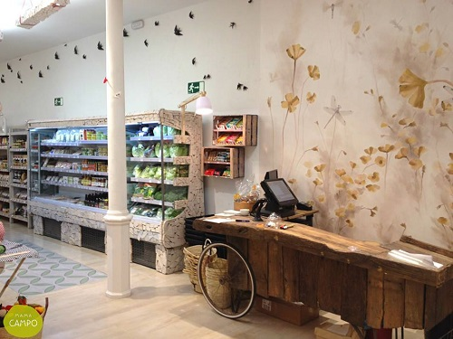 Tienda y restaurante con esp ritu eco tienda online de for Tiendas de muebles para restaurantes