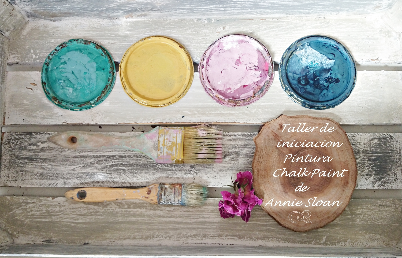 Taller De Pintura Con Chalk Paint De Annie Sloan
