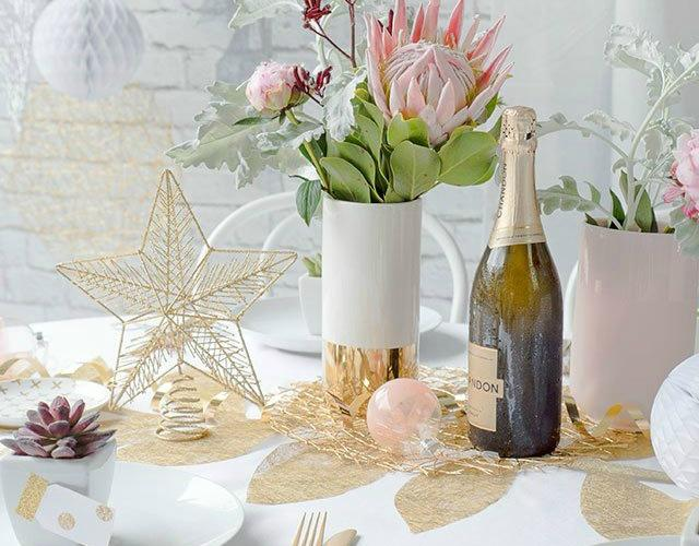 23 ideas para decorar tu hogar en fin de a o tienda - Decoracion fin de ano ...