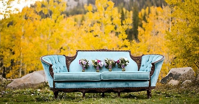 44 ideas para decorar una boda de otoño