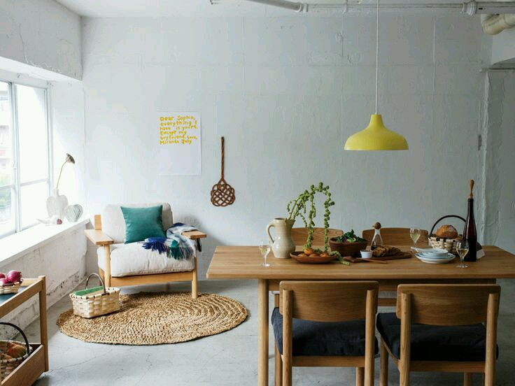 16 ideas para decorar con alfombras de esparto tienda - Decorar con alfombras ...