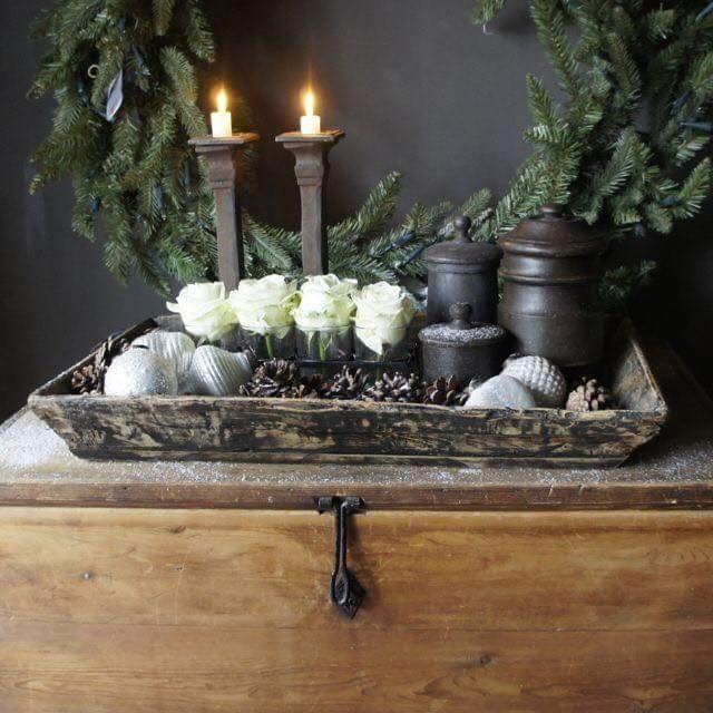 15 ideas para decorar con ba les antiguos tienda online for Decoratie op dressoir