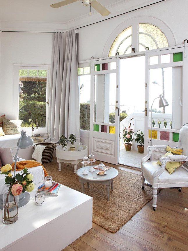 Una casa de estilo boho chic en Barcelona   Tienda online de ...