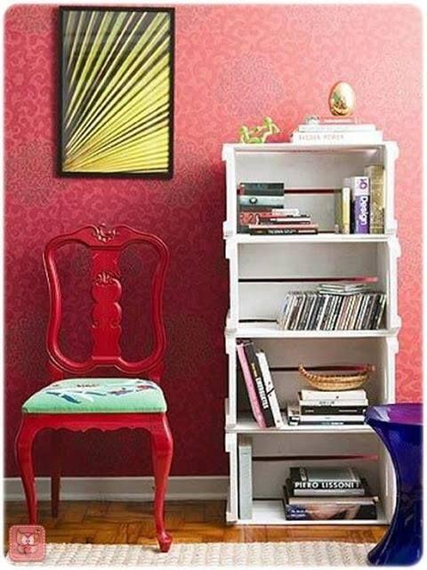 pon una caja de frutas en tu hogarsi tienes espritu eco y te gusta la deco low cost - Cajas De Frutas