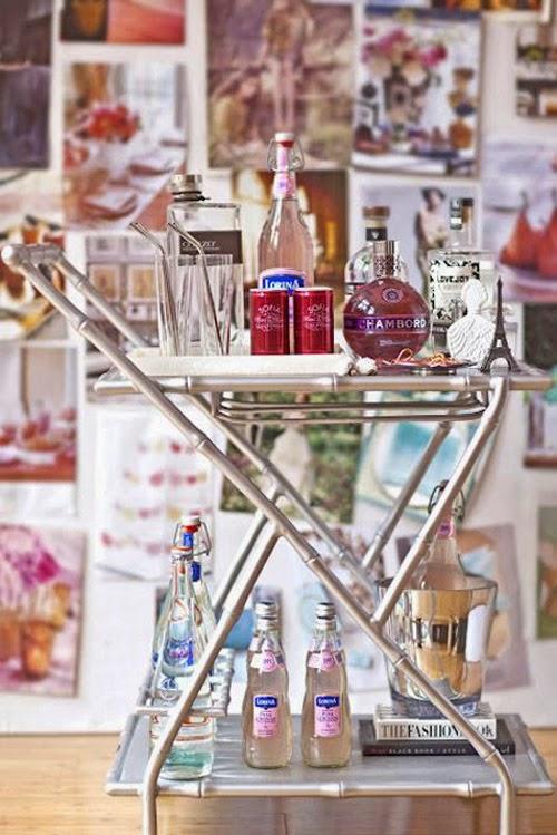 12 ideas para tener un mueble bar en casa  Tienda online de