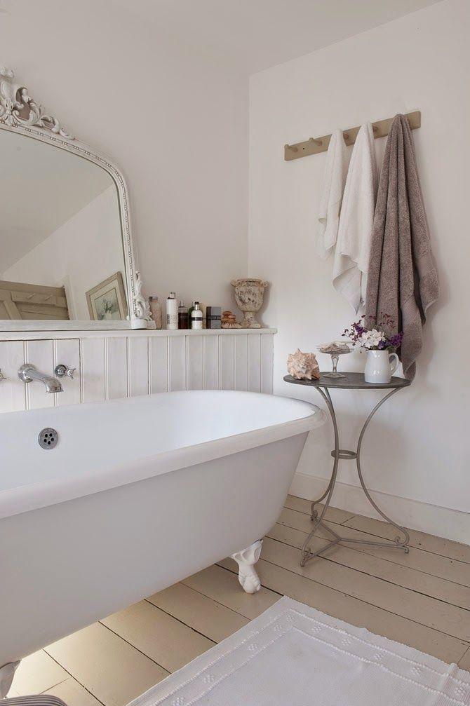 19 ideas para crear un baño shabby chic  Tienda online de ...