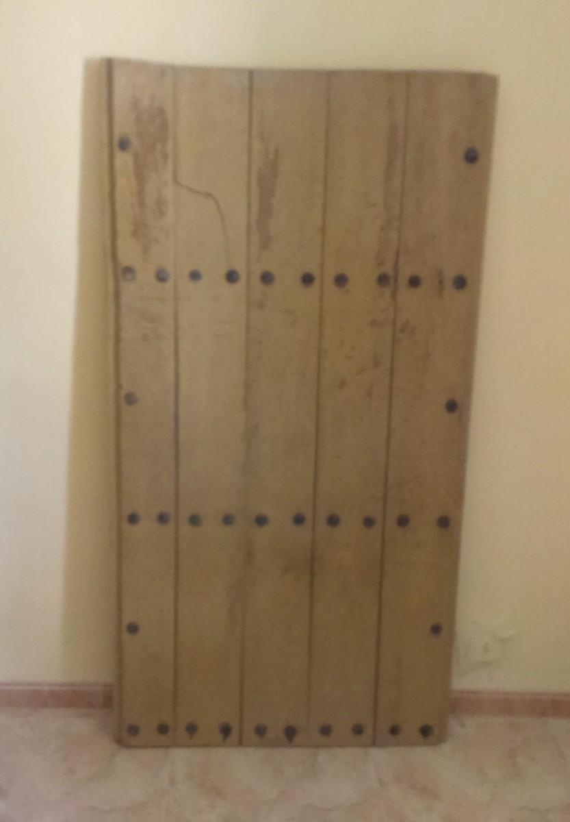 C mo transformar una antigua puerta en un cabecero - Como lijar una puerta ...