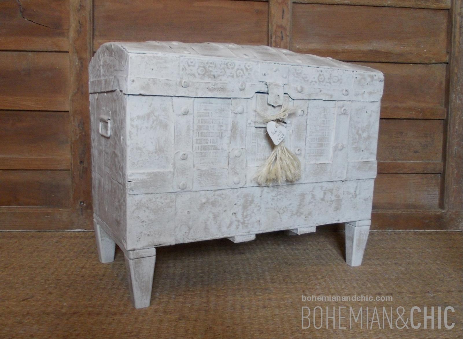 cómo transformar un antiguo baúl | Tienda online de decoración y ...