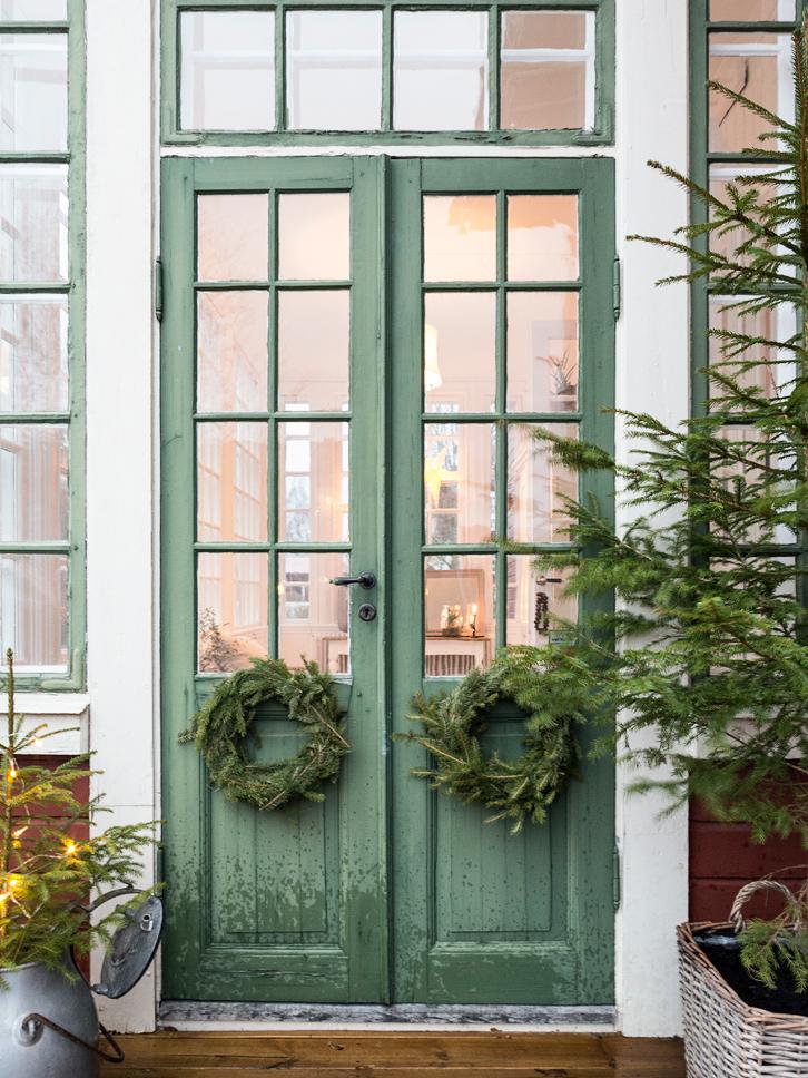 Una casa nórdica vestida para Navidad | Tienda online de decoración ...