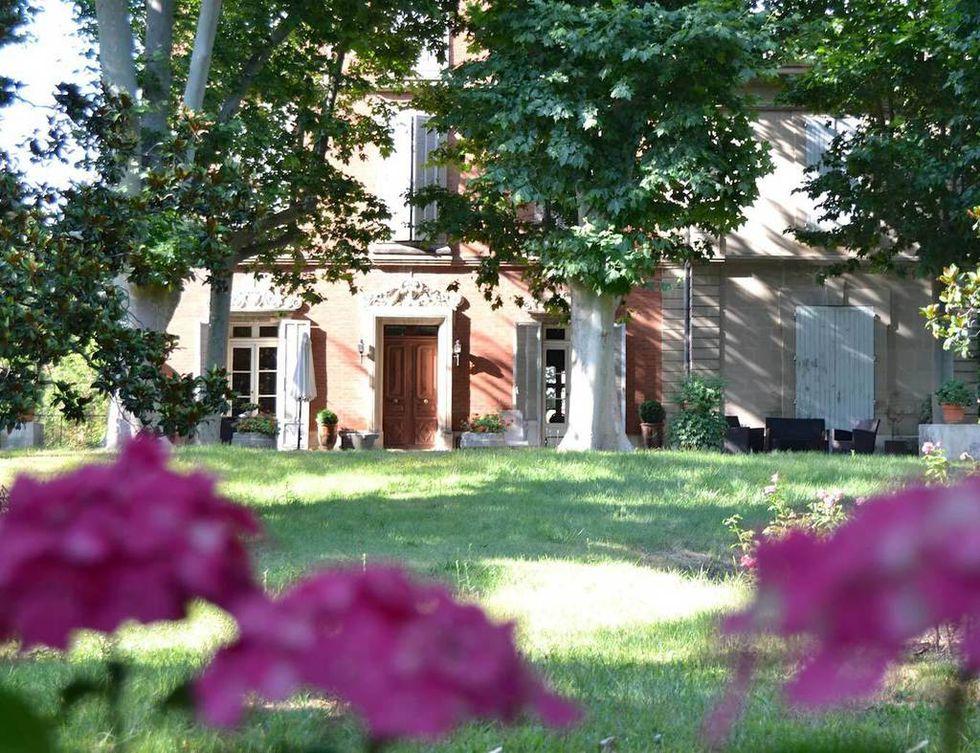 Una casa rural en la provenza tienda online de decoraci n y muebles personalizados - Casas en la provenza ...