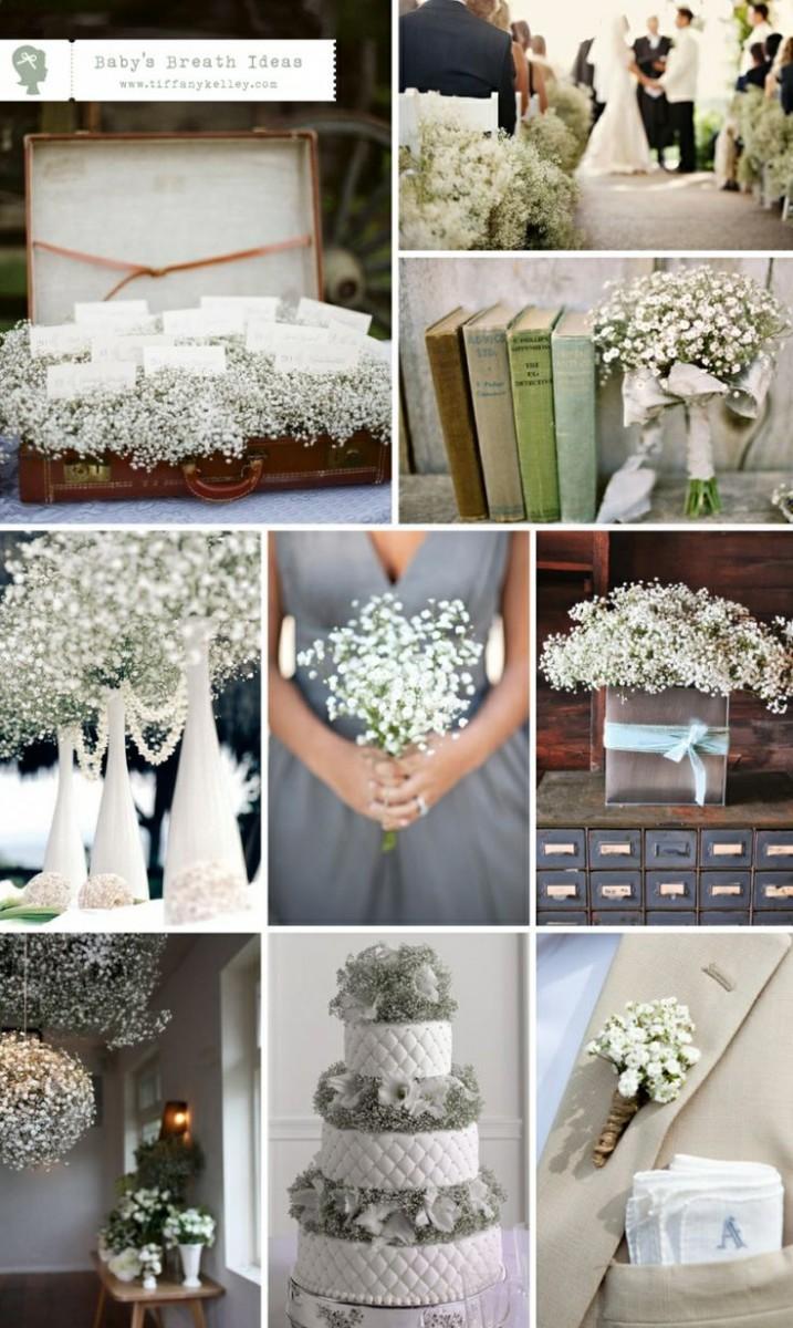21 ideas para decorar una boda con paniculata tienda for Ideas para decorar una boda