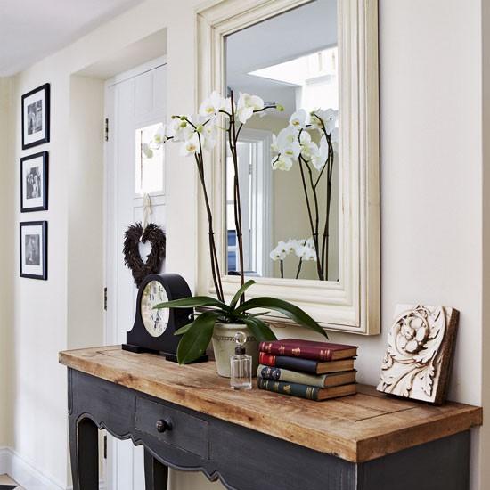 24 ideas para decorar un recibidor con un toque country | Tienda ...