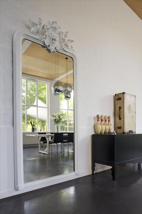 27 ideas para decorar con espejos grandes antiguos Tienda online