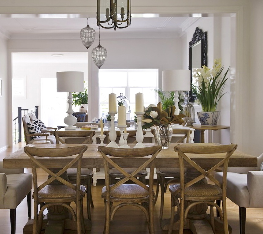 Taupe Dining Furniture
