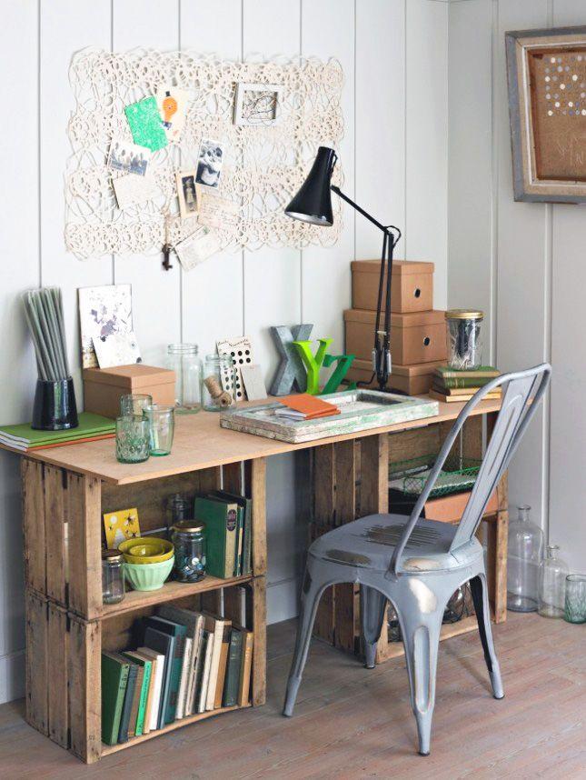 ideas para decorar con cajas de frutas tienda online de decoracin y muebles