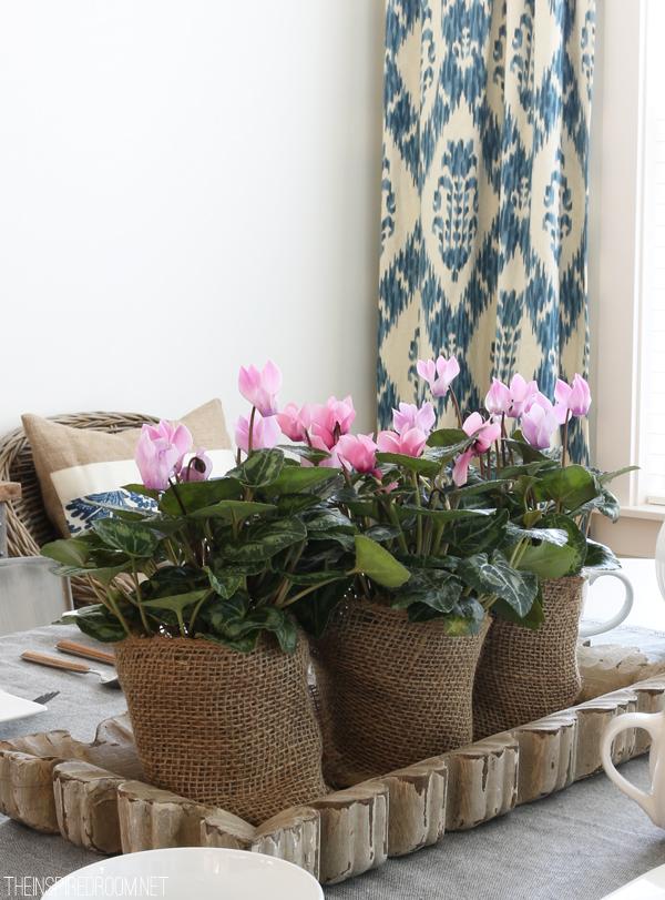 5 ideas f ciles para hacer un centro de mesa con flores tienda online de decoraci n y muebles Hacer mesa de centro facil