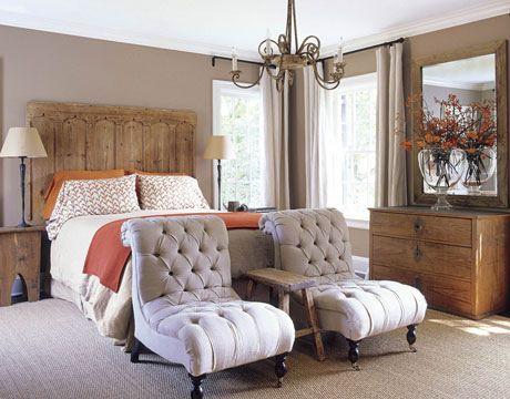 20 cabeceros de cama con puertas recuperadas 20 headboard for Fashionista bedroom ideas