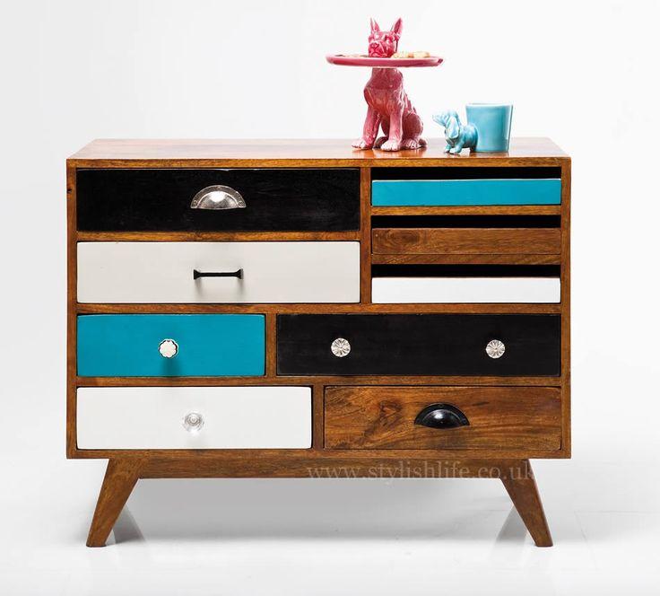9 t cnicas para pintar una c moda tienda online de for Vintage muebles y objetos