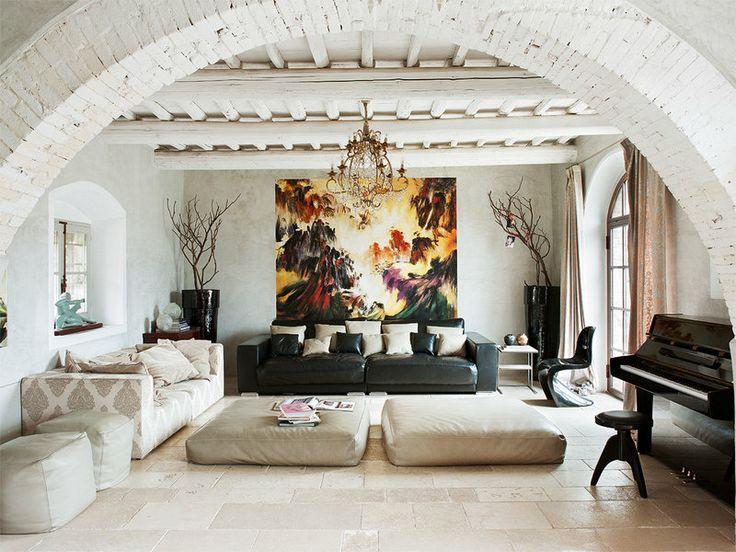 Baños Estilo Toscano:Una esplendida casa en La Toscana/ Amazing house in the ToscanaViernes