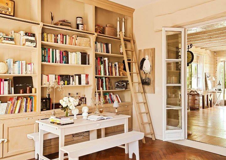 Casa de campo restaurada en burdeos tienda online de decoraci n y muebles personalizados - Mobiliario para merceria ...
