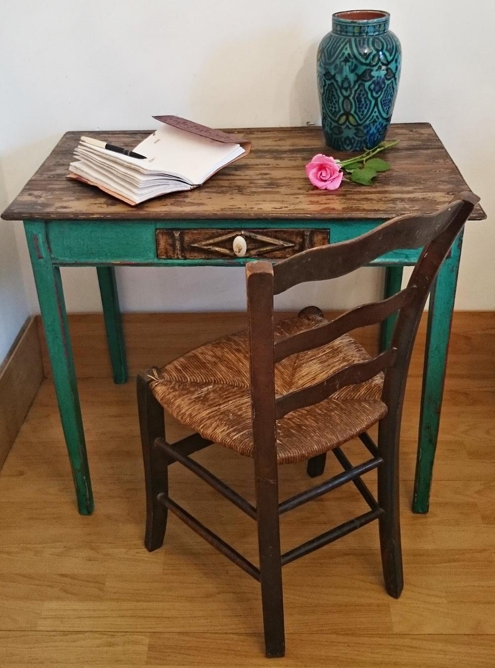11 mesas originales para utilizar un rincón de trabajo en Casa ...
