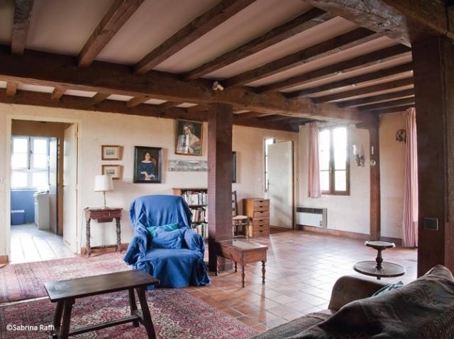 antes y despu s de una casa en las landas francia before and after a house in the landes. Black Bedroom Furniture Sets. Home Design Ideas