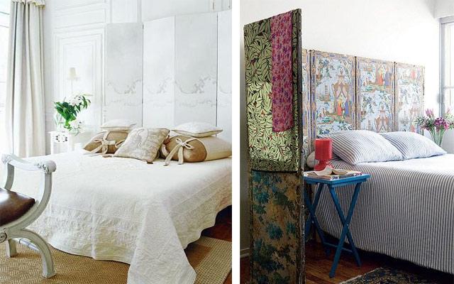 28 ideas para decorar con biombos nuestra casa - Ideas para biombos ...