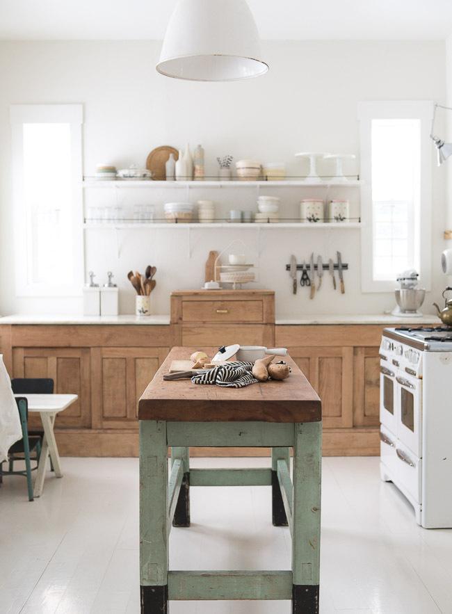 cmo crear una cocina de estilo rstico actual Tienda online de