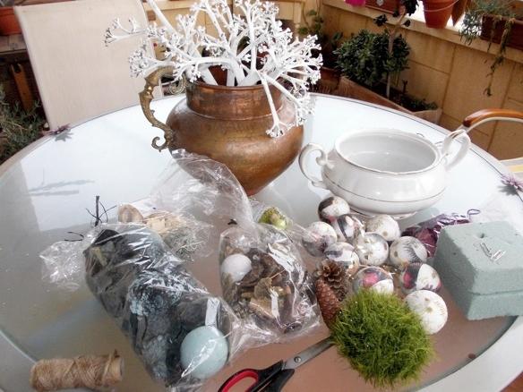 Como hacer un rbol de navidad original con ramas for Como hacer un arbol de navidad original