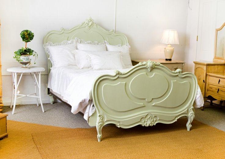 14 inspiraciones con camas luis xv tienda online de for Cama luis xv
