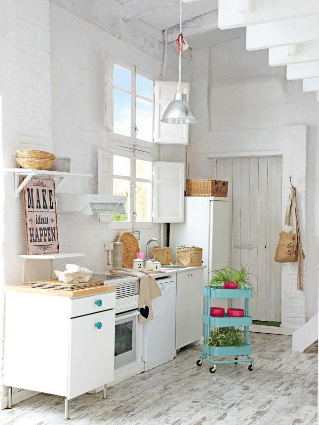 De garaje a vivienda de estilo boho tienda online de decoraci n y muebles personalizados - Muebles para garaje ...