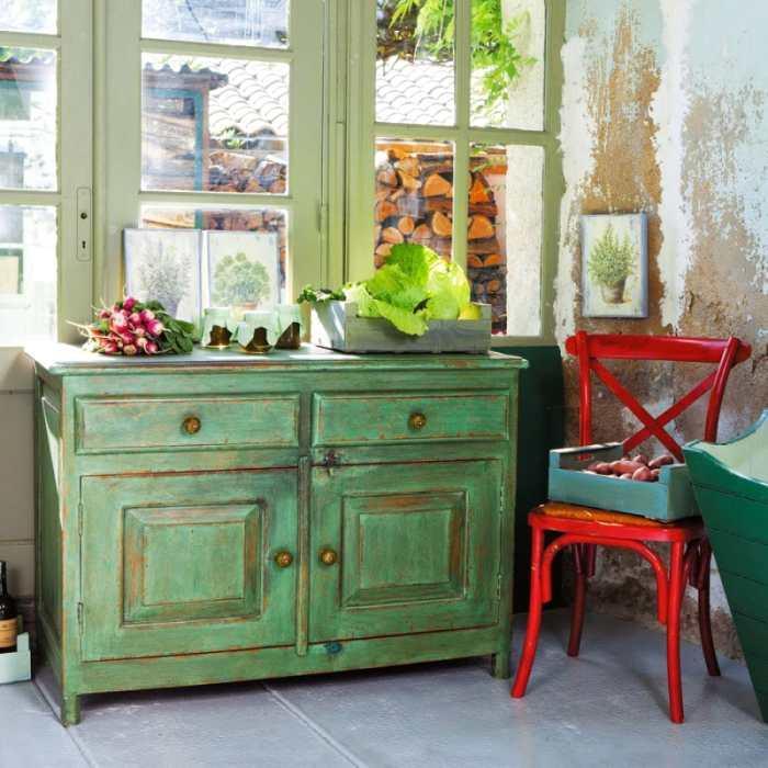 Muebles Cocina Verde Oliva : Ideas para decorar con frutos de oto?o fall