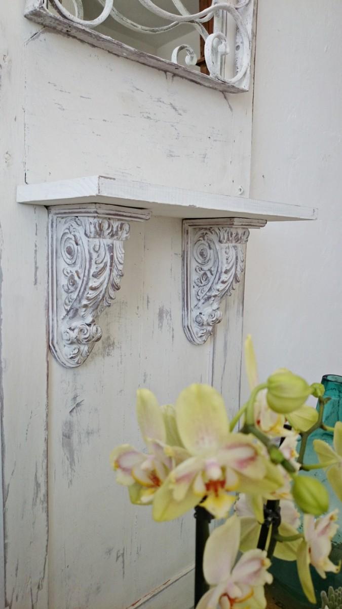 C mo transformar una puerta antigua en un mueble de for Espejos con puertas viejas