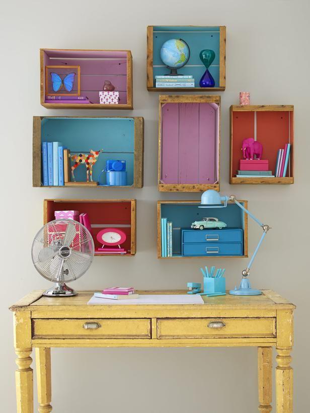 35 ideas para decorar con cajas de frutas tienda online de decoracin y muebles personalizados - Cajas Fruta