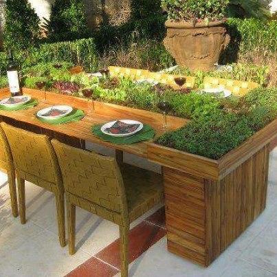 las mesas de este tipo se pueden componer de slo un palet o podemos incorporales patas o ruedas que le da un toque industrial como se ve en esta aqu - Mesas Con Palets
