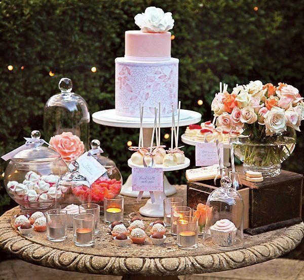 42 ideas de candy bar para una boda tienda online de for Casa jardin buffet