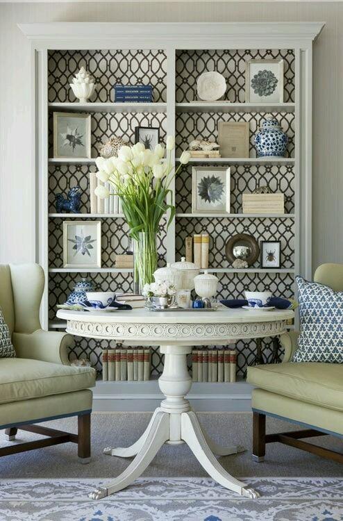 Ideas para actualizar muebles con papel pintado tienda for Papel pintado muebles