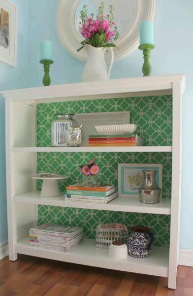 Ideas para actualizar muebles con papel pintado tienda - Papel pintado para muebles ...