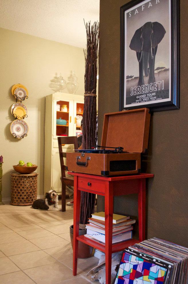 11 ideas de dónde poner una mesita de noche como mueble auxiliar ...