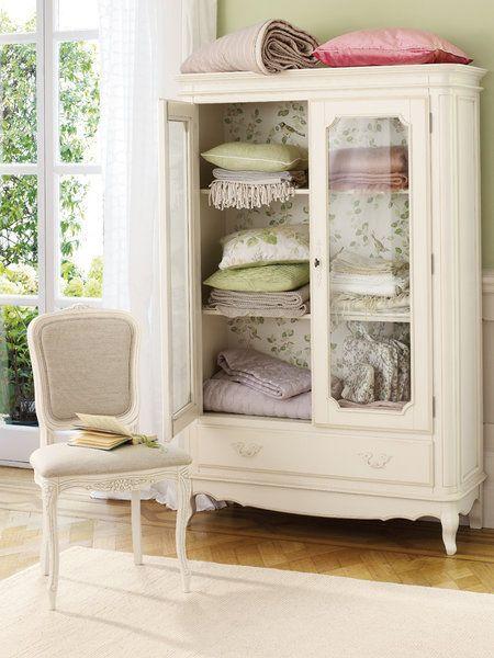 Ideas para actualizar muebles con papel pintado tienda for Papel para forrar armarios