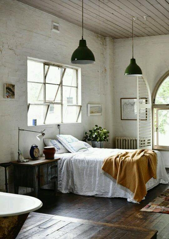14 ideas para combinar mesitas de noche diferentes y otros muebles ...