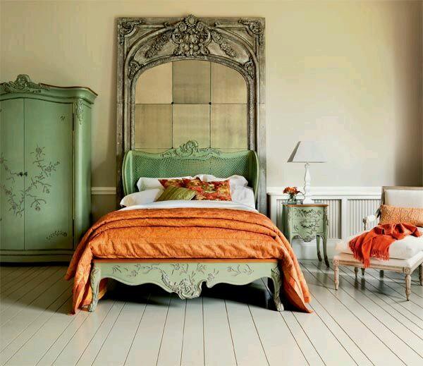 Dormitorios de matrimonio vintage gallery of best - Comoda blanca conforama ...