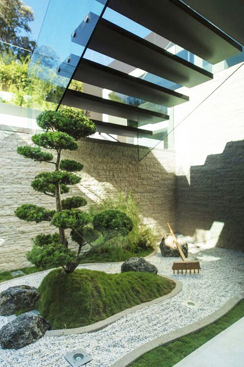 17 ideas para tener un jard n de estilo zen plantas - Que es un jardin zen ...