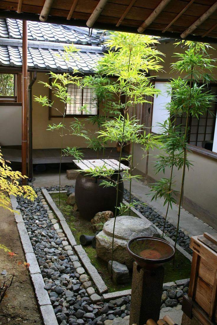 ideas para tener un jardn de estilo zen