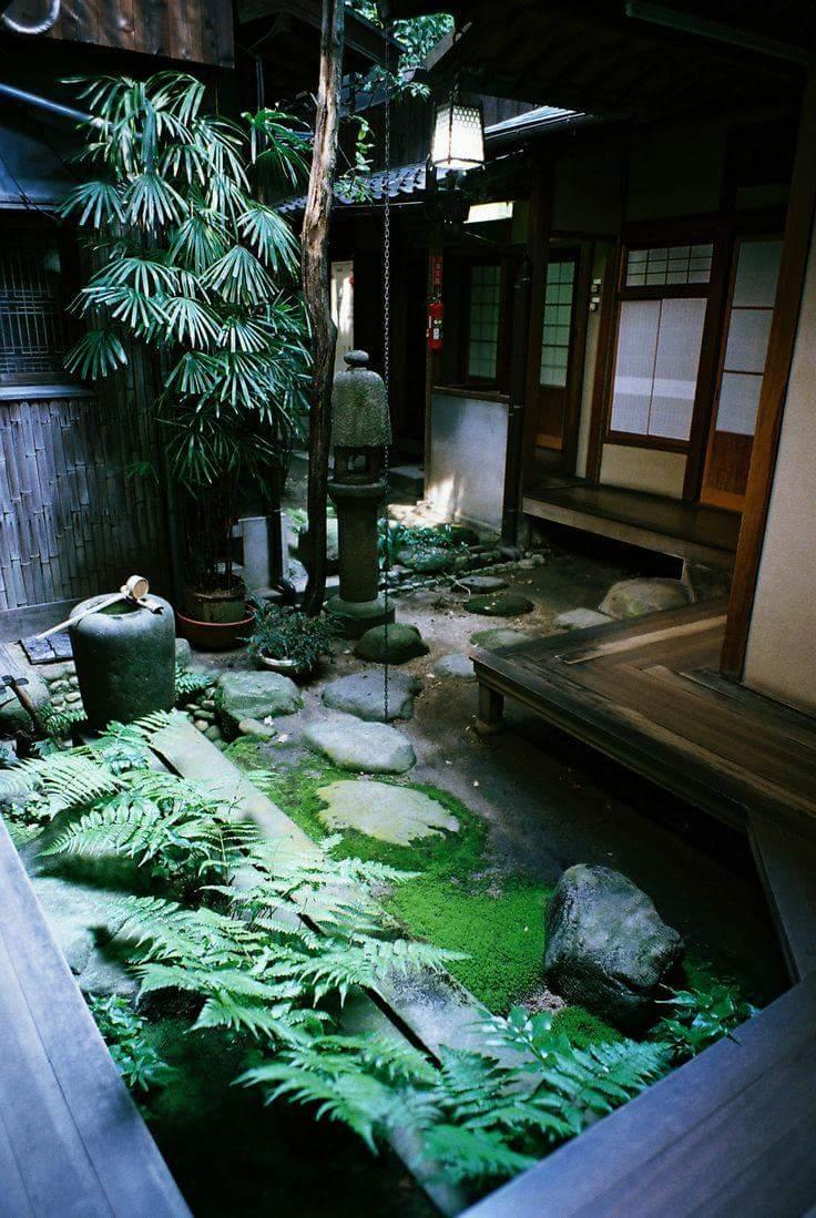 17 ideas para tener un jard n de estilo zen plantas - Hacer un jardin zen ...