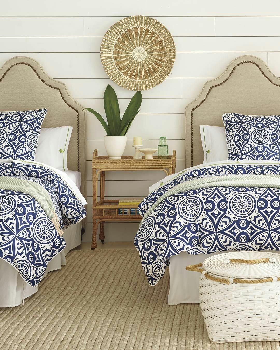 25 Ideas originales de cabeceros tapizados con arpillera | Tienda ...
