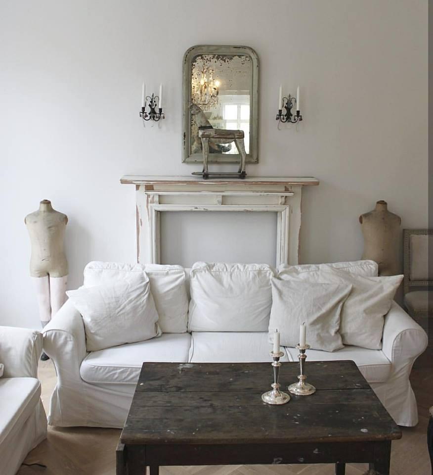 Una casa de estilo vintage con uno toque chic | Tienda online de ...