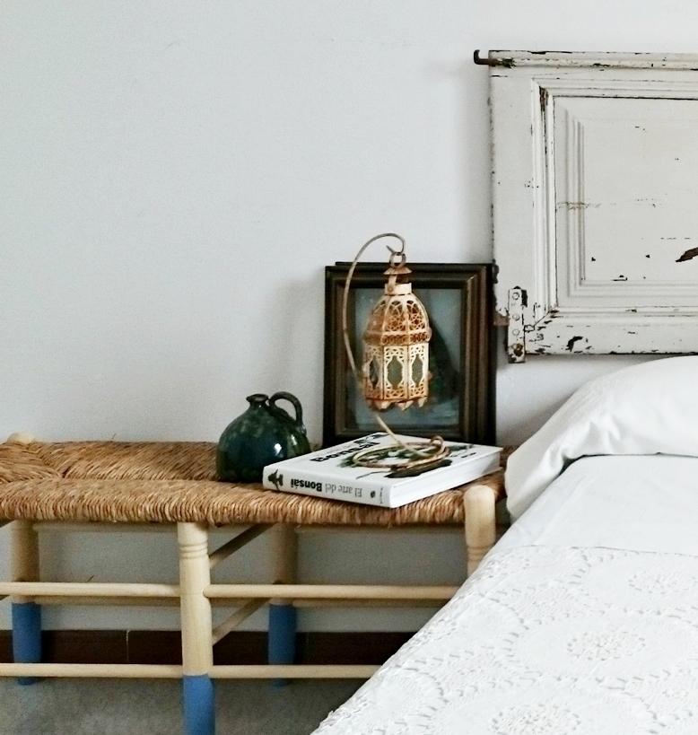 Como decorar puertas de interior como decorar espejos for Como decorar una cama