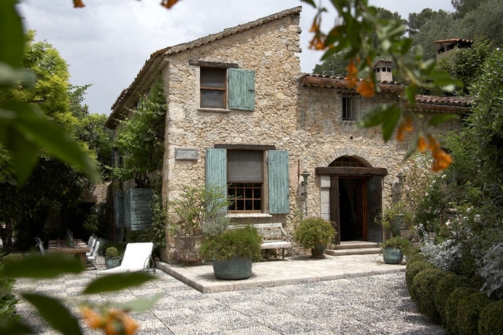 Una hermosa casa de campo en francia tienda online de for Case in stile chateau