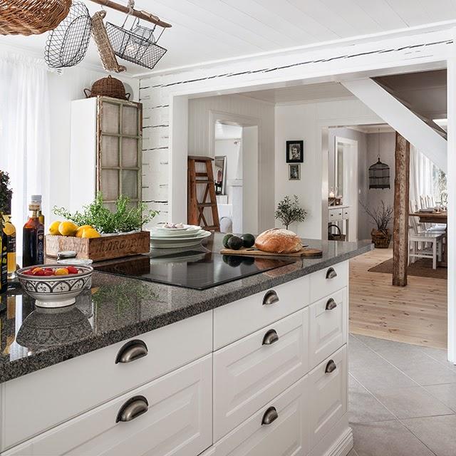 C mo conseguir una cocina abierta de ensue o tienda - Cocinas de ensueno ...